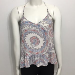 3/$15 Abercrombie & Fitch Printed Tank Top Large